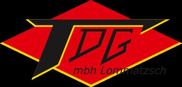 TDGmbH Lommatzsch Logo